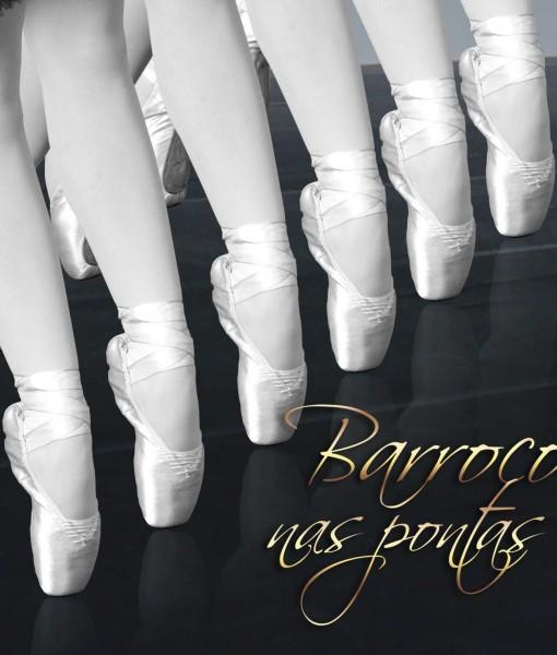 BARROCO NAS PONTAS