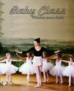 CD Músicas para Ballet Baby Class Volume 2