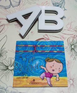 Livro A Flor Bailarina