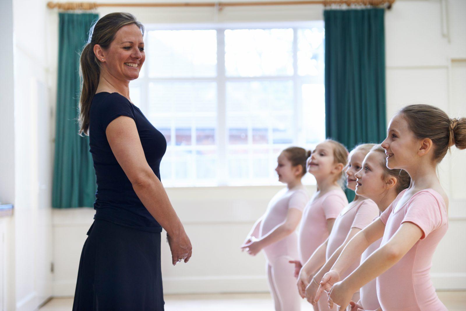4f3f2fcb93 Dica para Professores (as) de Ballet – Preparando suas PRÓPRIAS aulas